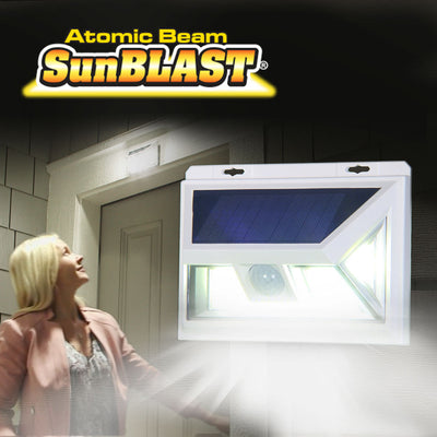 Atomic Beam SunBlast Motion Sensor Light