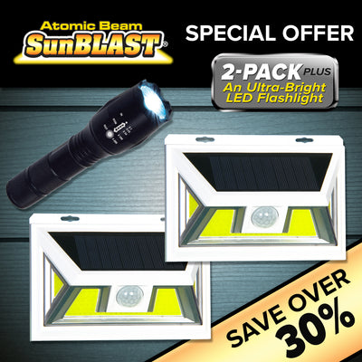 Atomic Beam SunBlast Special Offer