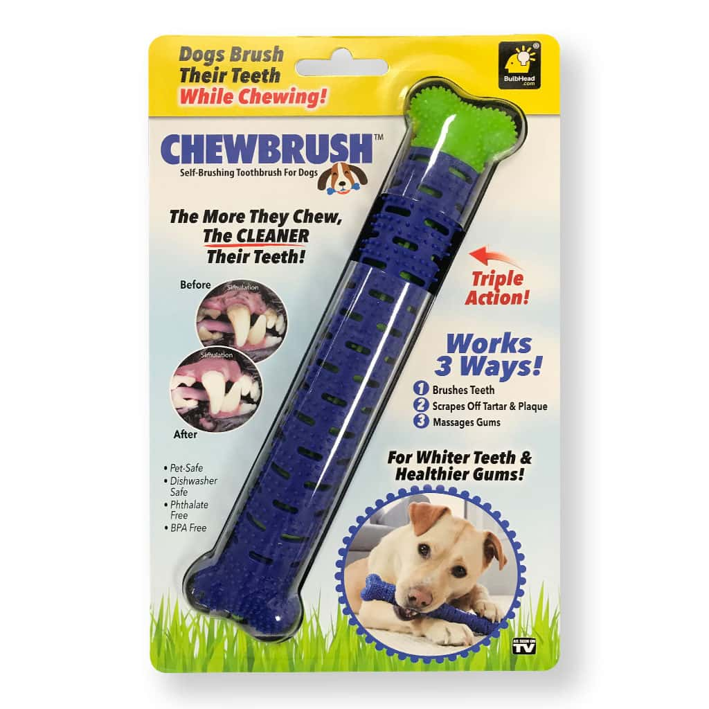 Chew Brush + Flea Doctor