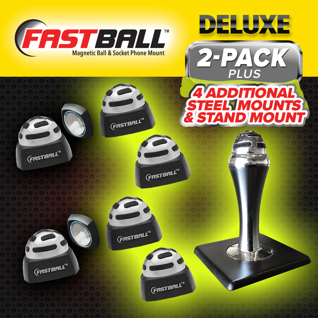 Deluxe FastBall Magnetic Media Mount Special Offer