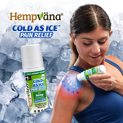 Hempvana Cold As Ice