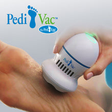 PediVac Electric Foot File