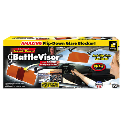 BattleVisor by Atomic Beam - Set of 2