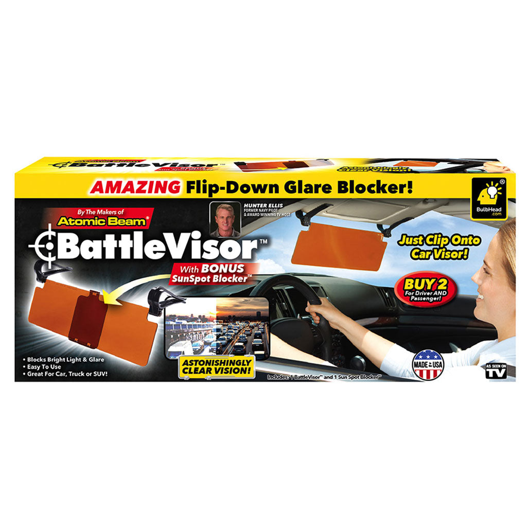 BattleVisor packaging