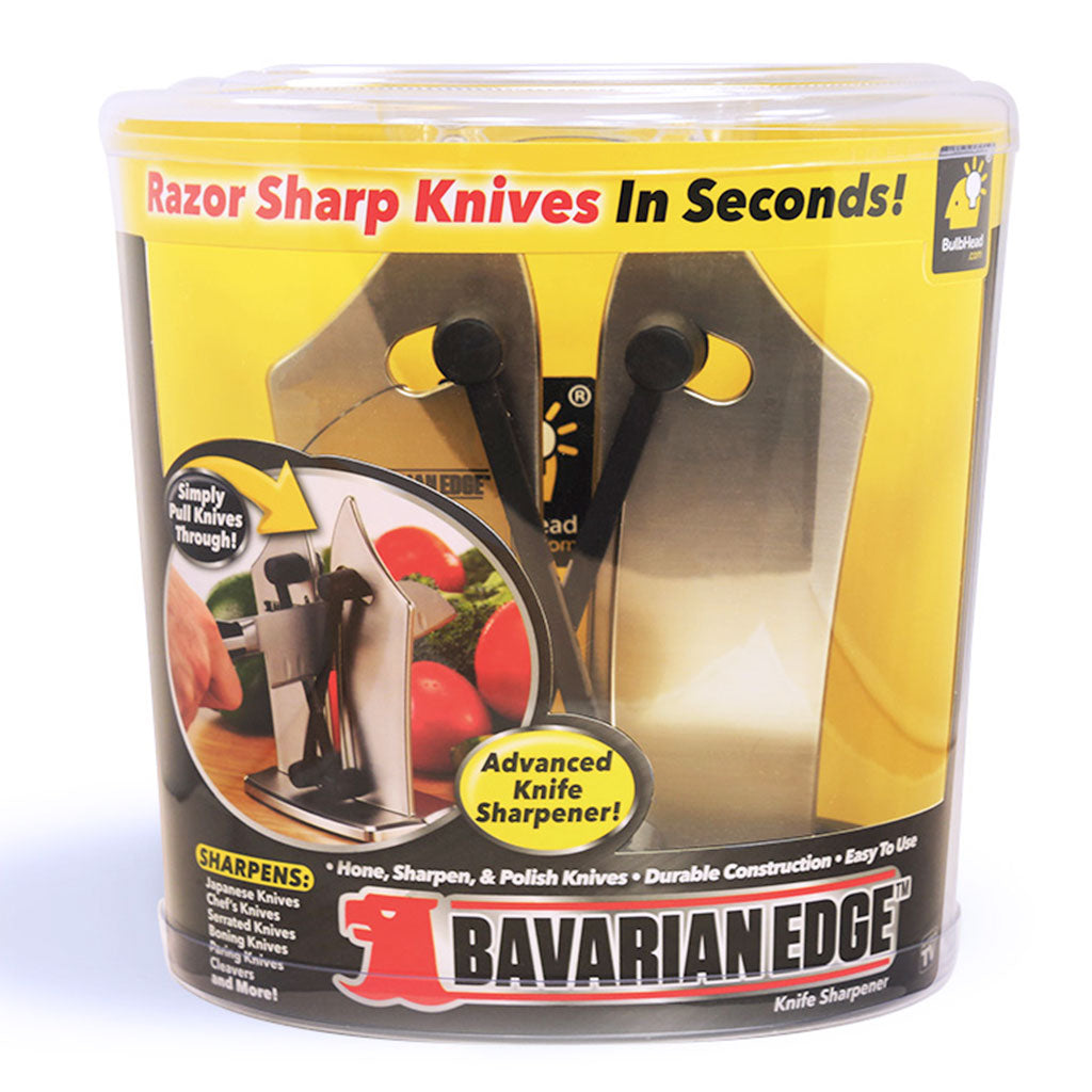 Bavarian Edge Knife Sharpener 2-Pack