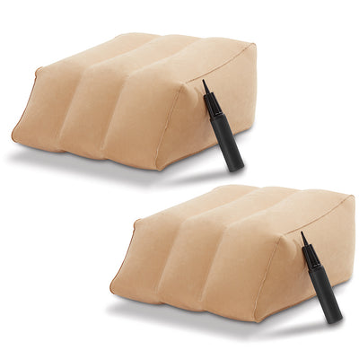 Hempvana Leg Ramp Leg Pillow 2-Pack