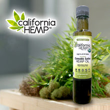 California Hemp Oil
