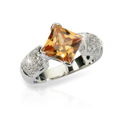 Champagne Affair Ring