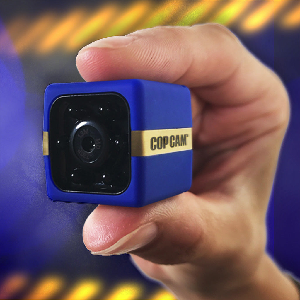 Deluxe Cop Cam Special Offer 2-Pack