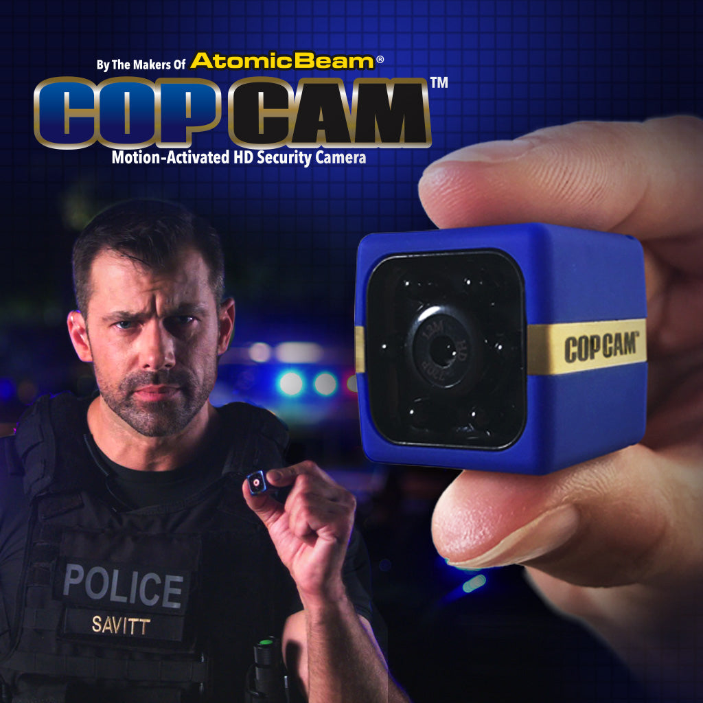 Cop Cam by Atomic Beam | BulbHead