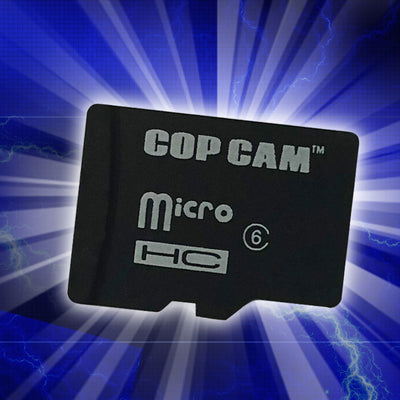 Cop Cam 16GB Memory Card