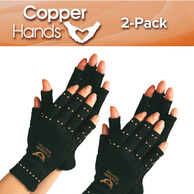 Copper Hands 2-Pack