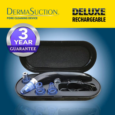 Deluxe DermaSuction Blackhead Remover