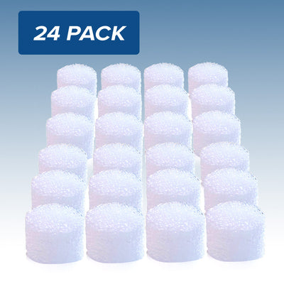 DermaSuction Replacement Sponge Filters