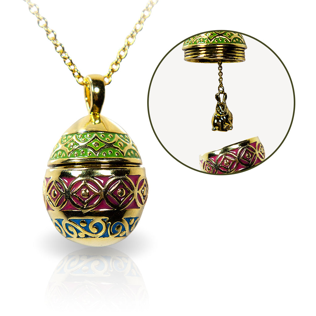 Easter Egg Necklace