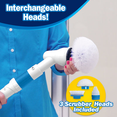 Hurricane Spin Duster and Spin Scrubber Special Offer