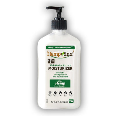 Hempvana Rich Herbal Extract Moisturizer