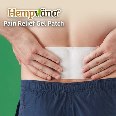 Hempvana Pain Relief Gel Patch