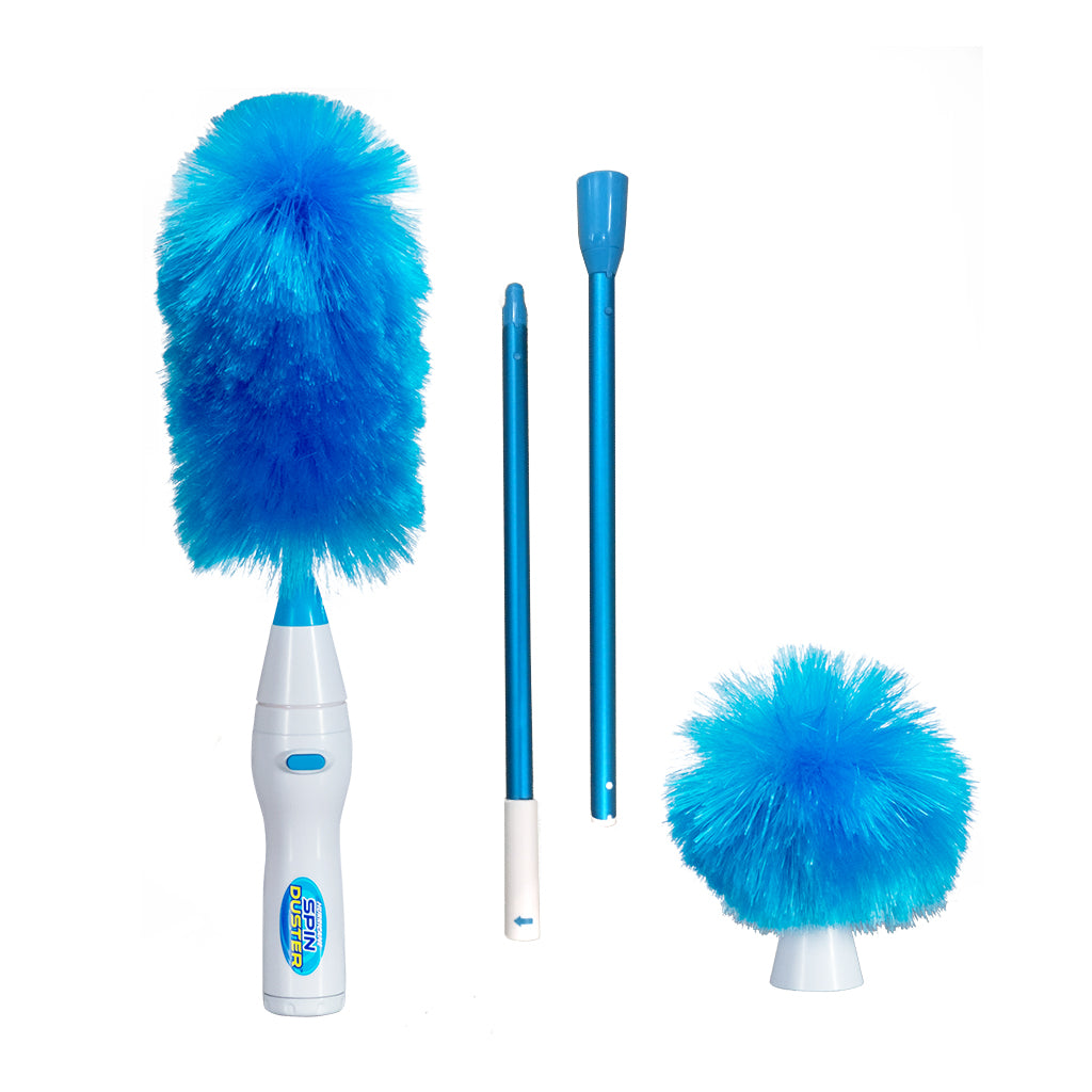 Hurricane Spin Duster and Spin Broom Special Offer, duster silo image