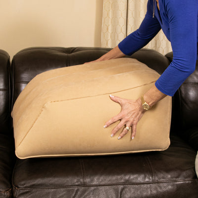 Hempvana Leg Ramp Leg Pillow