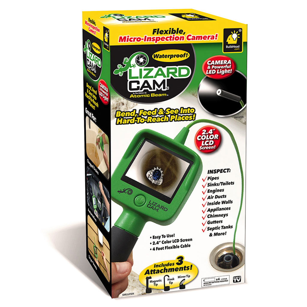 Lizard Cam Special Offer 2-Pack