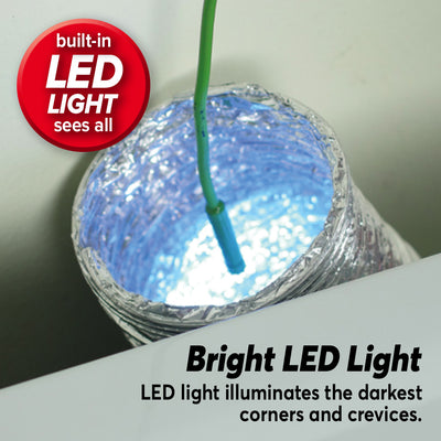 Lizard Cam LED light
