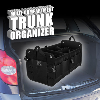 Multiple Trunk Organizer