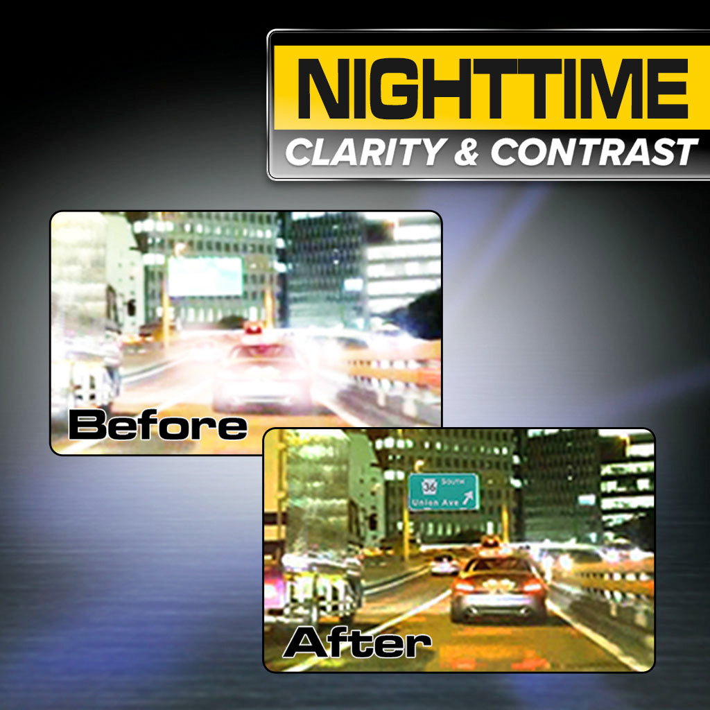 Battle Vision Night Vision night time clarity and contrast