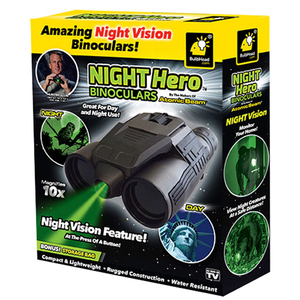 Night Hero Binoculars 2-Pack Special Offer