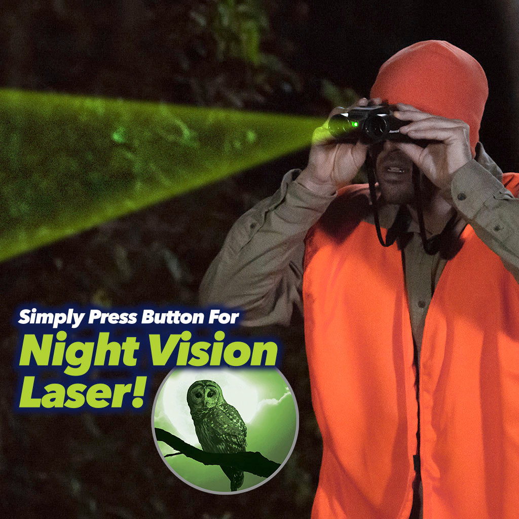 Deluxe Night Hero Binoculars 2-Pack Special Offer