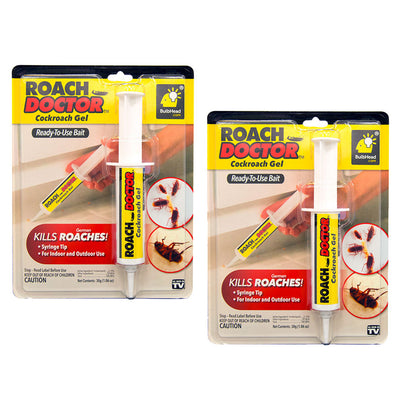 Roach Doctor packaging 2-pack