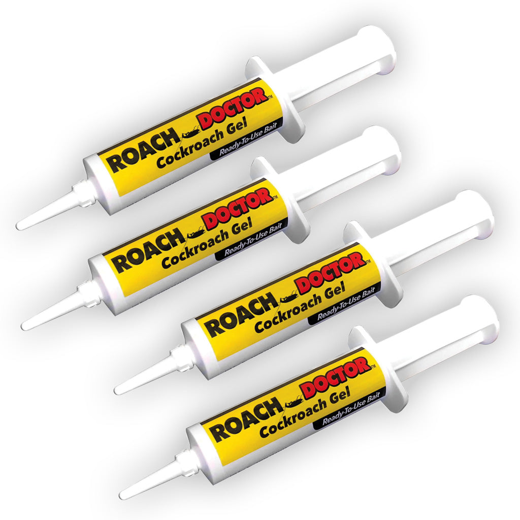 Roach Doctor silo images set of 4