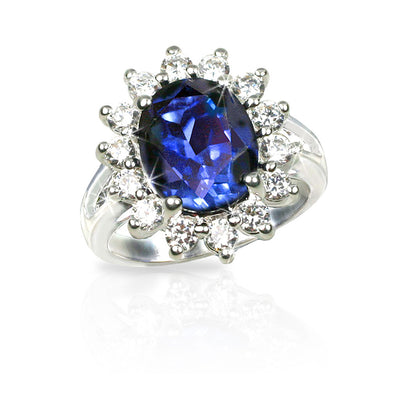 Royal Heirloom Sapphire Ring