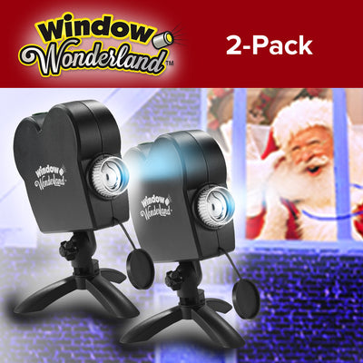 Star Shower Window Wonderland 2-Pack