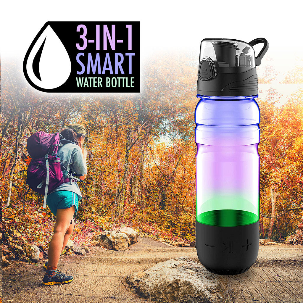 3-In-1 Smart Water Bottle