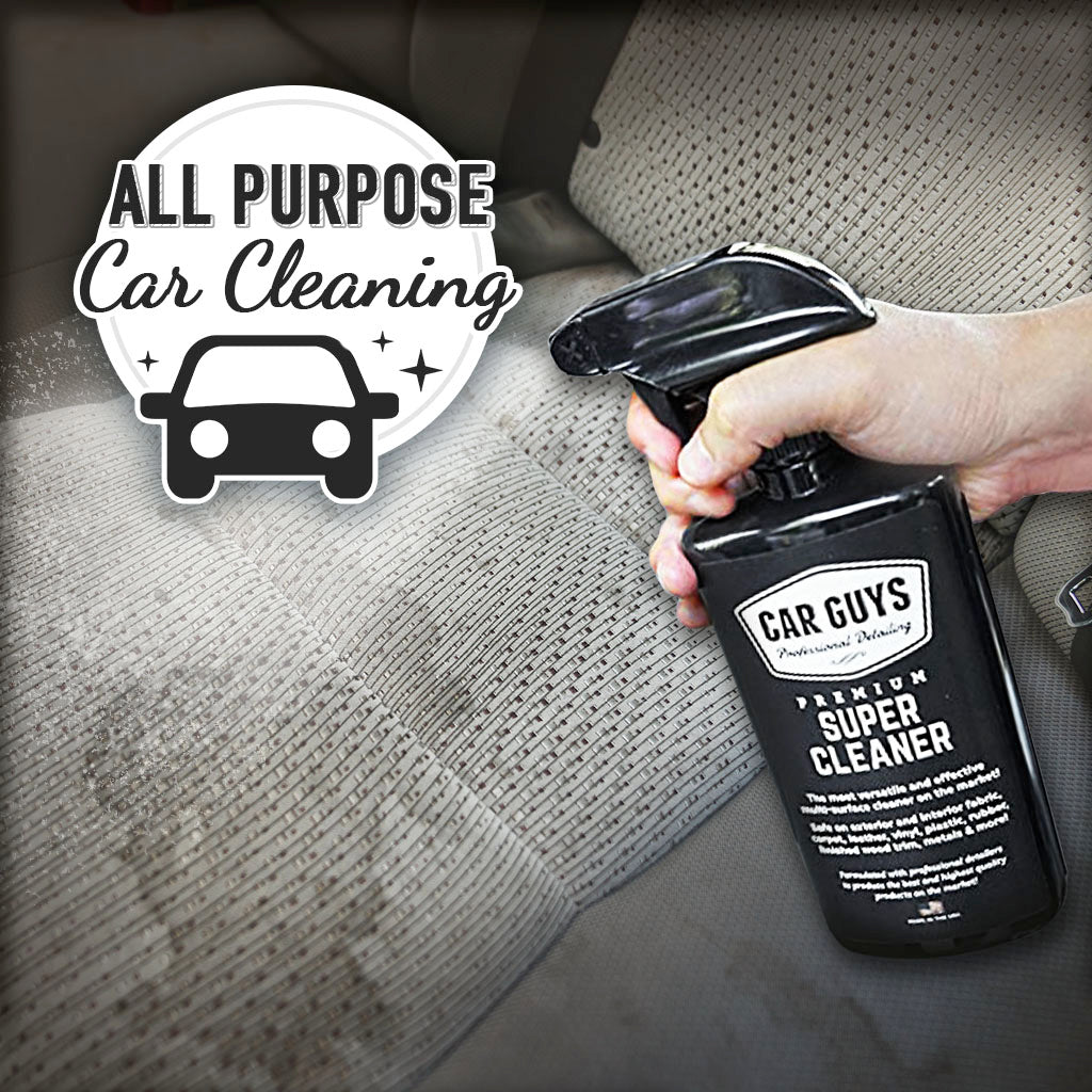 All Purpose Car Cleaner