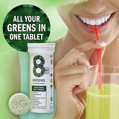 All Your Greens In One Tablet