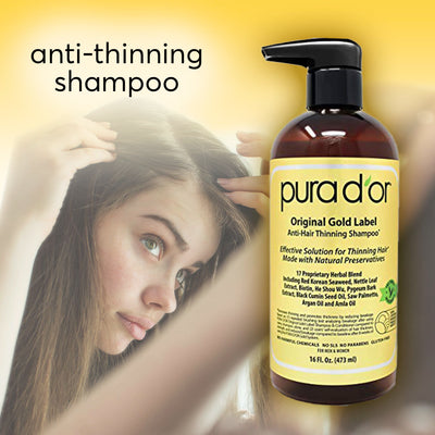 Anti-Thinning Shampoo