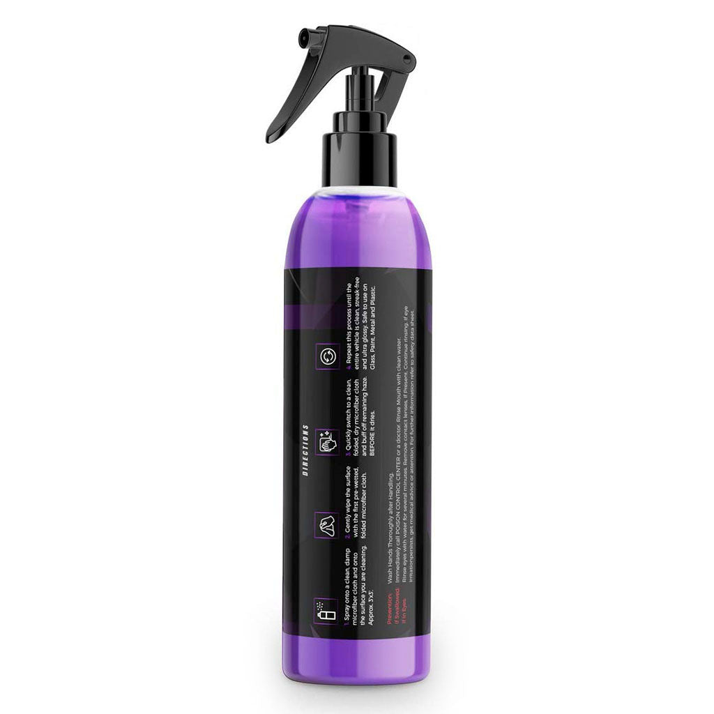Car Wax Spray