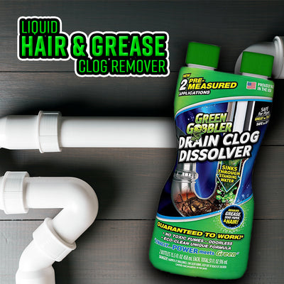 Liquid Hair & Grease Clog Remover