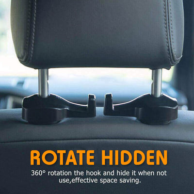 Headrest Car Hooks