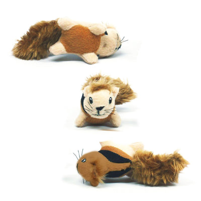 Interactive Squirrel Toy