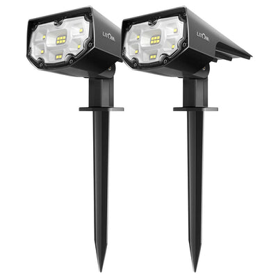 LED Solar Landscape Lights