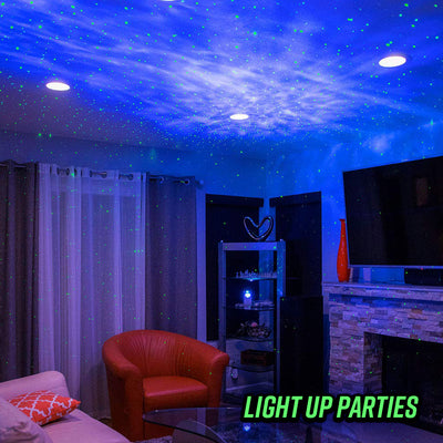 Laser Night Sky Projector