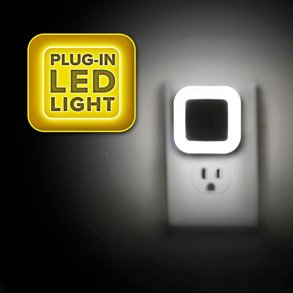 Plug-In LED Lights