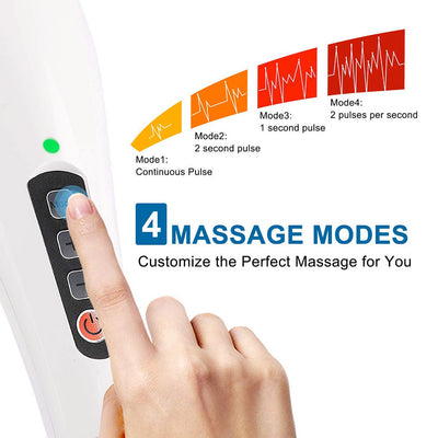 Rechargeable Handheld Massager
