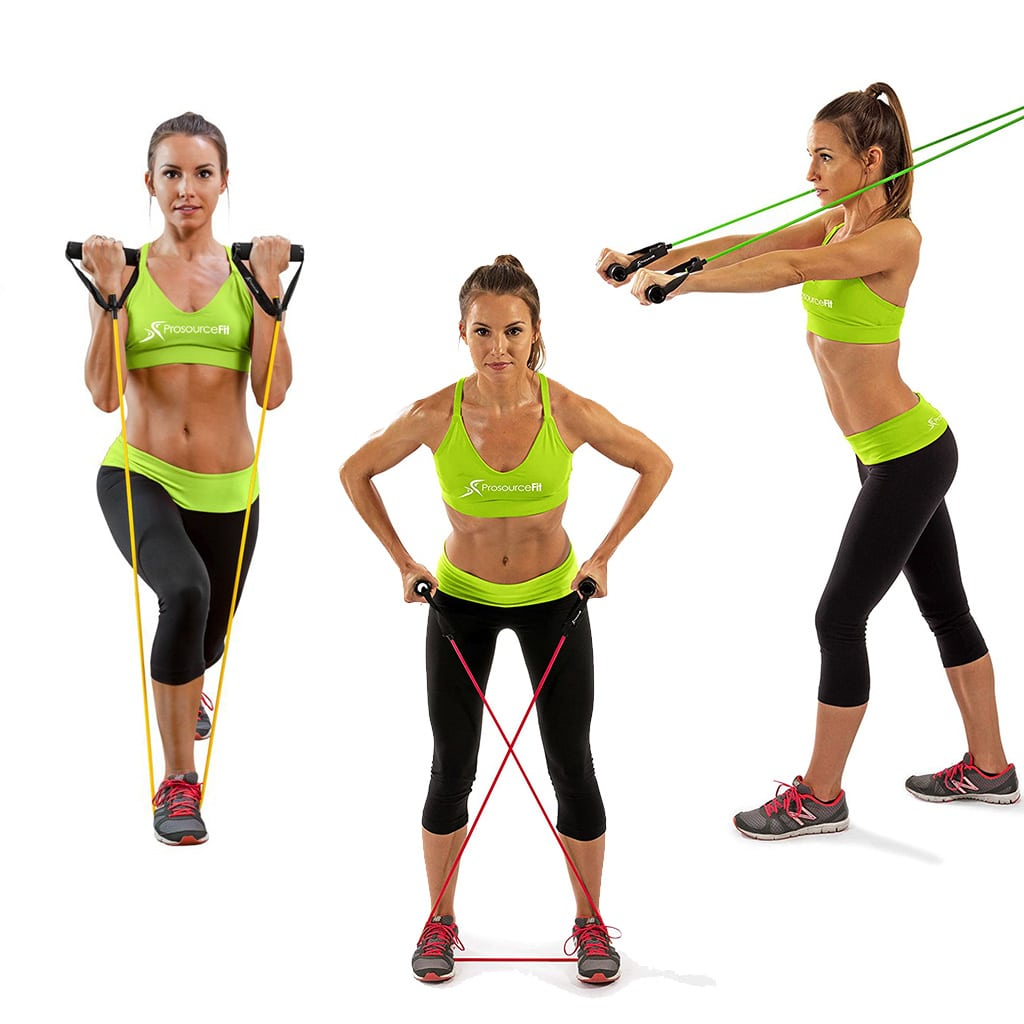 Resistance Bands w/ Handles