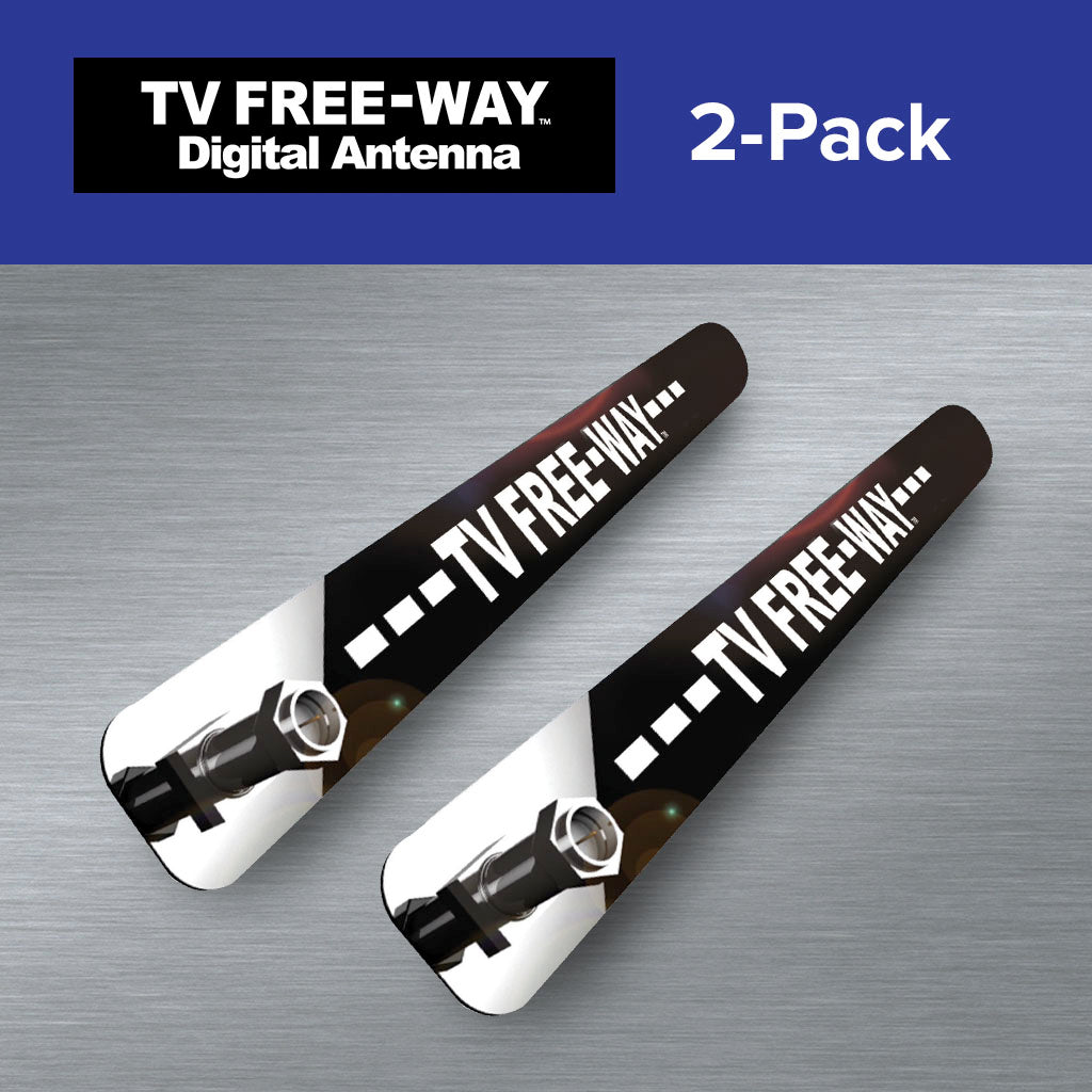 TV Free-Way 2-Pack