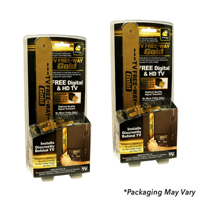 TV Free-Way Gold 2-Pack