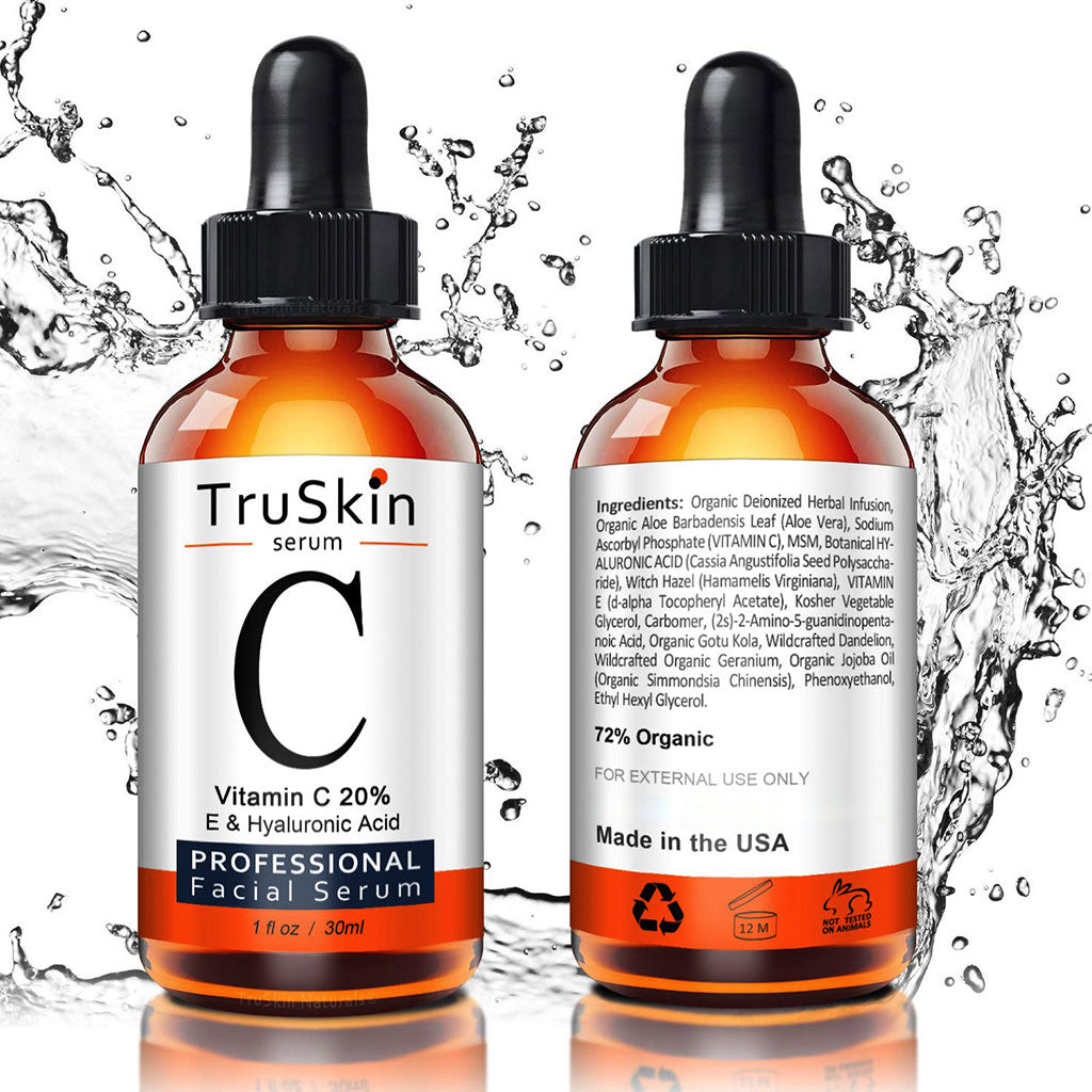 Vitamin C Serum with Hyaluronic Acid